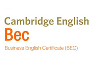 Business English Certificate logo